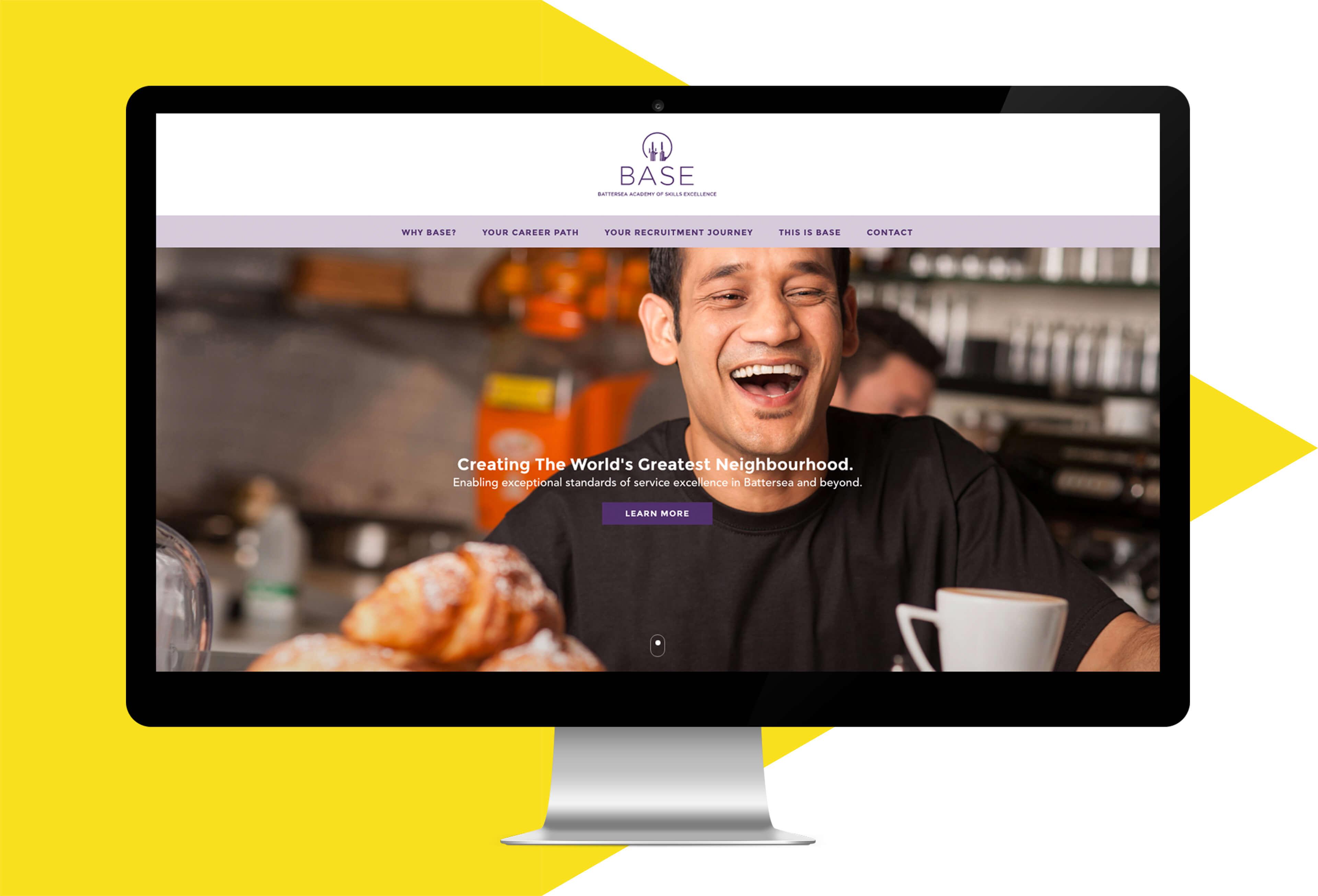 base-website-homepage
